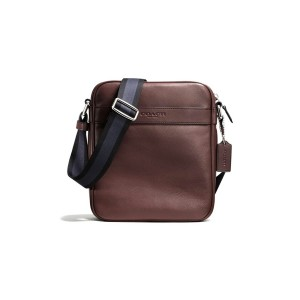 COACH - F71723 FLIGHT BAG IN SMOOTH LEATHER  - MAH
