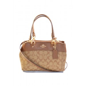กระเป๋า COACH F26139 MINI BROOKE CARRYALL (IME74)