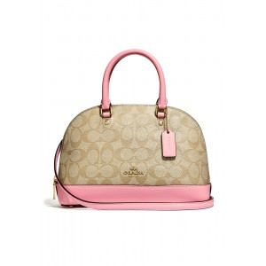 กระเป๋า COACH F27583 MINI SIERRA SATCHEL  (IMNHK)