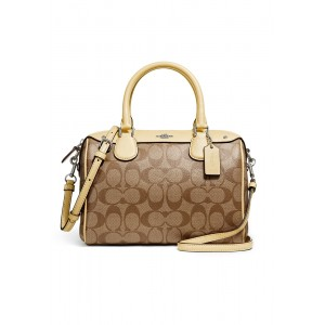 กระเป๋า COACH F58312 MINI BENNETT SATCHEL IN SIGNATURE (SVNID)