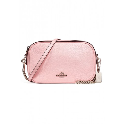 กระเป๋า COACH F25922 ISLA CHAIN CROSSBODY (SVEZM)
