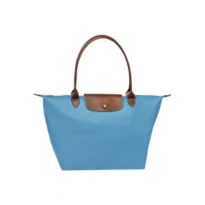 Longchamp  กระเป๋า  Le Pliage Large tote bag - Bleuet