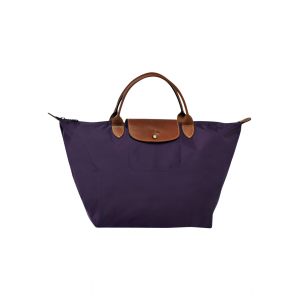กระเป๋า Longchamp Le Pliage Medium handbag - Myrtille