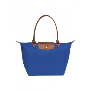 กระเป๋า Longchamp Le Pliage Large tote bag - Bleu