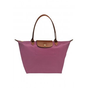 กระเป๋า Longchamp Le Pliage Large tote bag - Figue