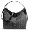 กระเป๋า COACH F58327 CELESTE CONVERTIBLE HOBO IN OUTLINE SIGNATURE (SVDK6)