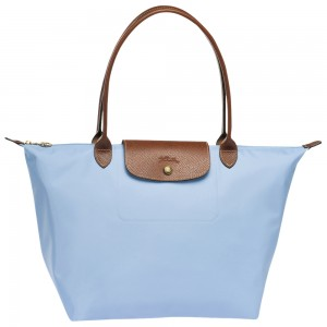กระเป๋า Longchamp Le Pliage Large tote bag - Brume