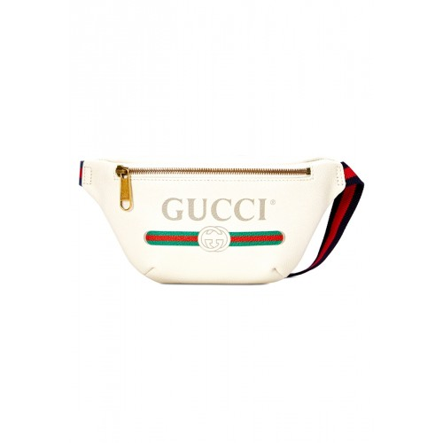กระเป๋า GUCCI PRINT SMALL BELT BAG 95
